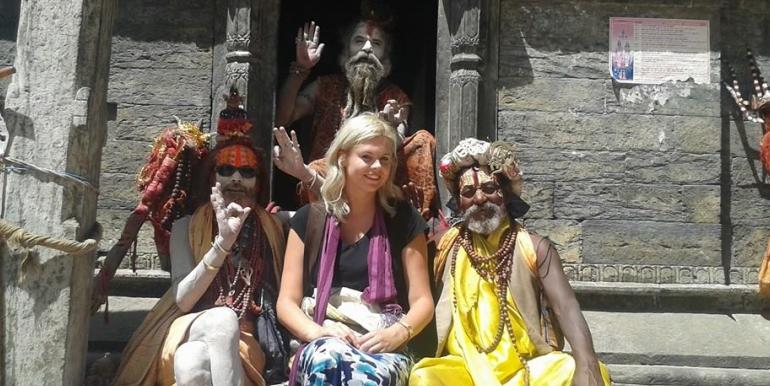 Kathmandu Seeightseen Tour