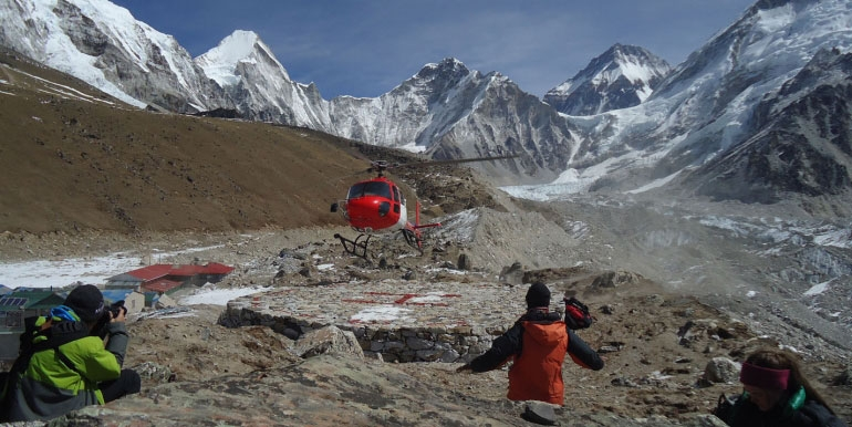 Heli Treks and Tours
