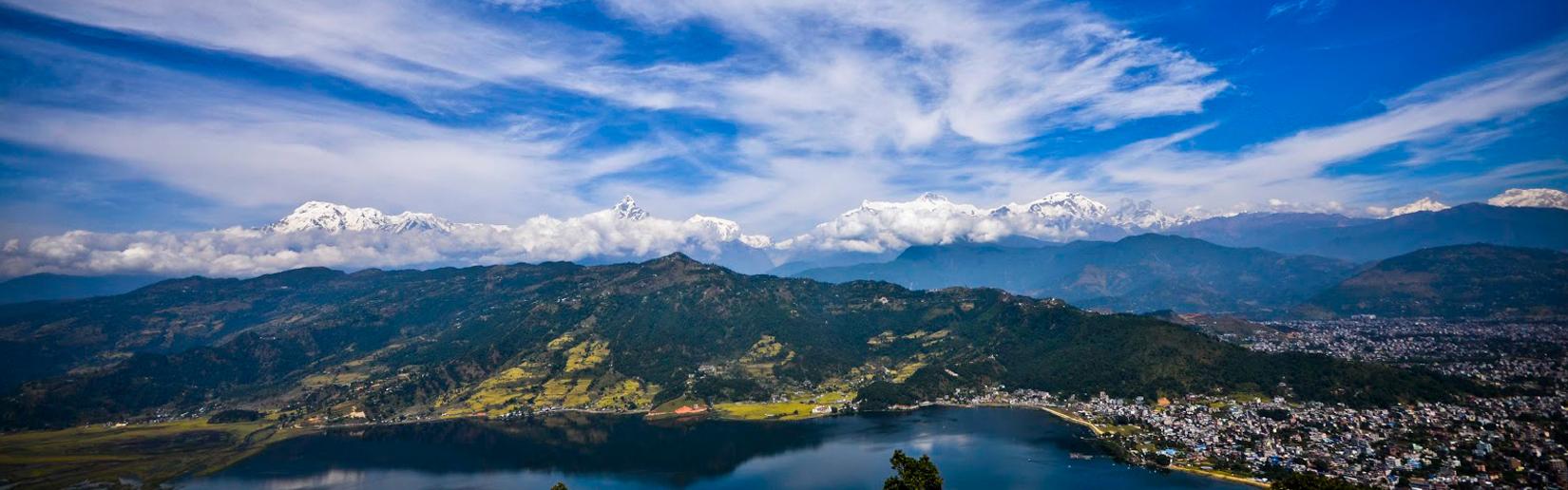Family Holidays, Pokhara, Nepal