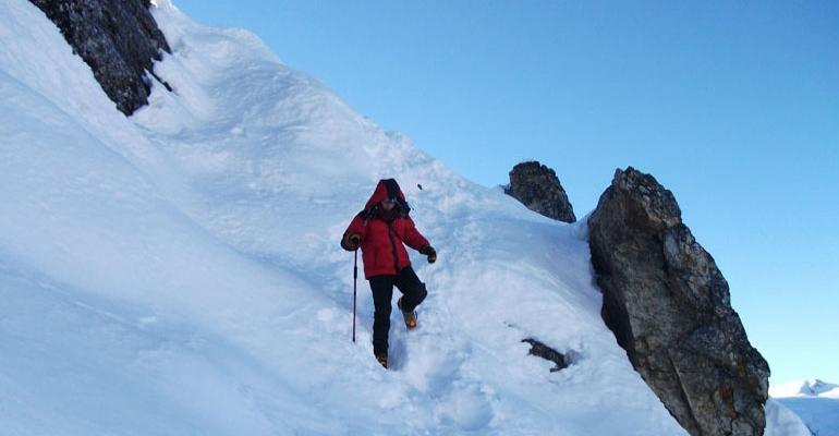 Langtang Ganja La Pass Trekking