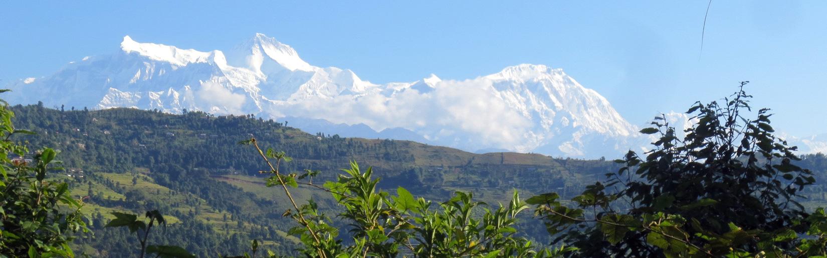 Mt. Annapurnna & fishtail
