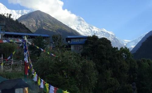 Annapurna Sanctuary Trekking