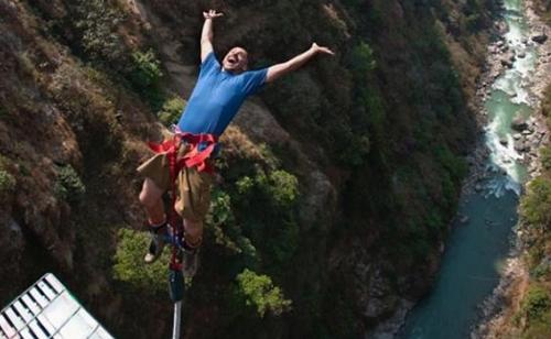 Bhotekoshi Bungy Jump 160mt