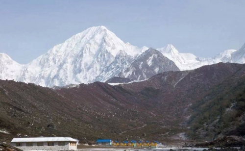 Manaslu Circuit with Tsum Valley Trek